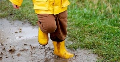 Приближается осень. Во что одеть ребенка