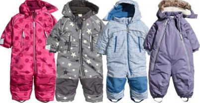 Комбинезон – лучший вариант детской одежды