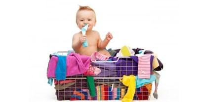 Как правильно ухаживать за детской одеждой