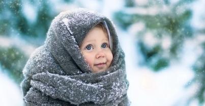 Утеплители для детской одежды: пух, синтепон, холофайбер