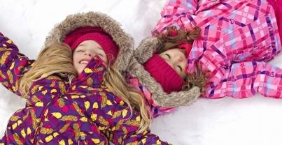 Количество утеплителя в детской одежде