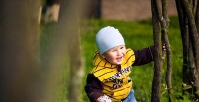 Во что одеть ребёнка весной?