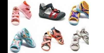 Как выбрать детские сандалии
