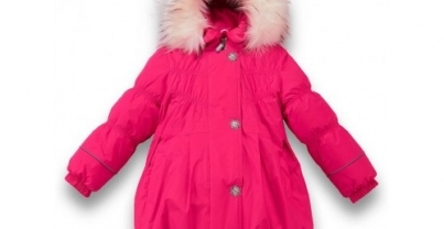 Зимние пальто для девочек