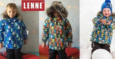 Распродажа зимней коллекции Lenne 2016