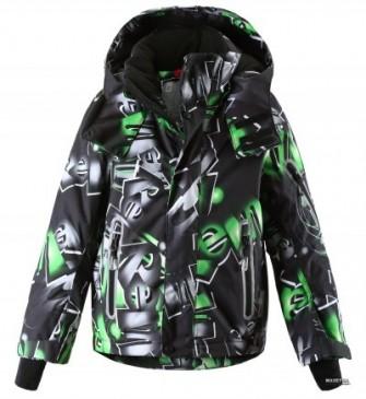 Reima Tec, куртка зимняя  REGOR 521355B/8433