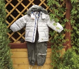 Foxi, куртка зимняя серая