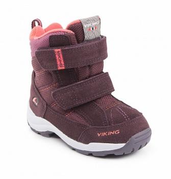 Viking, ботинки зимние EDGE    384320-8362