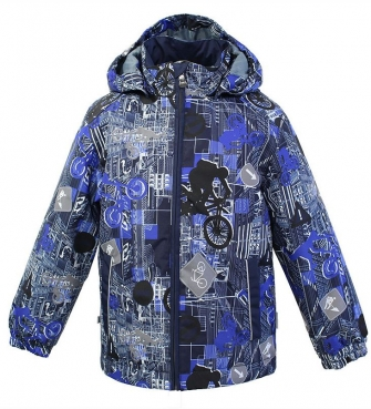 Huppa, куртка демисезонная JODY 17000010-72286