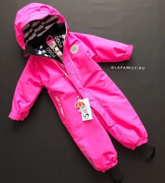 PogoKids, комбинезон демисезонный (pink - розовый)
