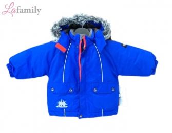 Foxi, куртка зимняя синяя