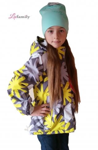 Куртка для девочки Lime Flower