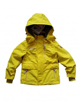 Куртка- парка  демисезонная для мальчика Yellow