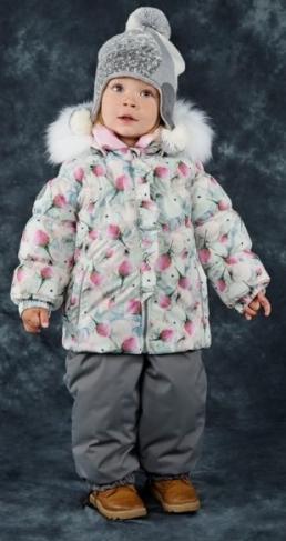 Lenne, зимний комплект для девочки Mimmi 17313A-1790