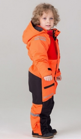 Steen Age, комбинезон зимний (Orange)