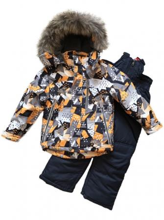 """Jie Reimo,комплект зимний для мальчика """"Orange"""""""