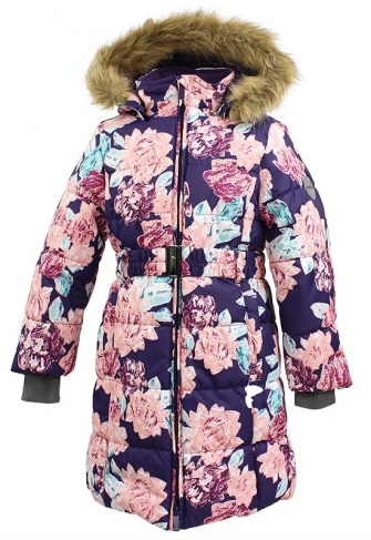 Huppa, пальто зимнее YACARANDA 12030030-71573