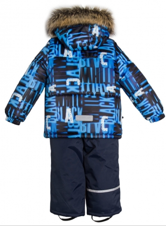 Lenne, комплект зимний для мальчика ROBIS 17320D
