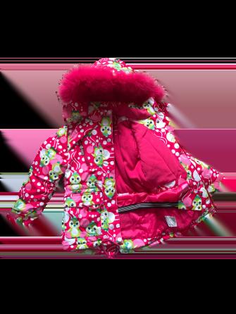 "Jie Reimo,комплект зимний для девочки ""Pink Pinguin """