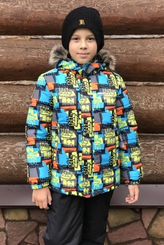 Lenne, комплект зимний для мальчика ROBBIE 17320B-2027