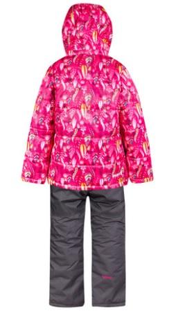 Salve by Gusti, комплект зимний для девочки SWG 4650-PINK