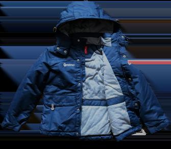 Jie Reimo, куртка- парка  демисезонная для мальчика Blue