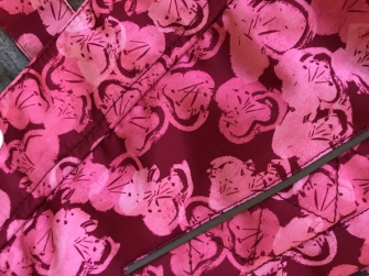 Jie Reimo, комплект демисезонный для девочки Fucsia