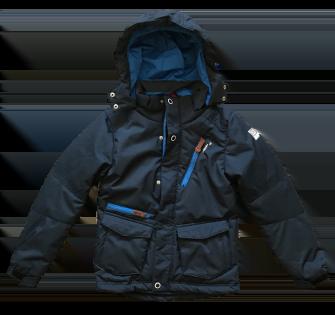 Jie Reimo, куртка- парка  демисезонная для мальчика Navy