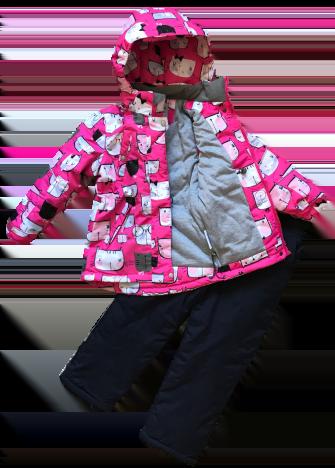 "Jie Reimo, комплект демисезонный ""Pink Kitty"""