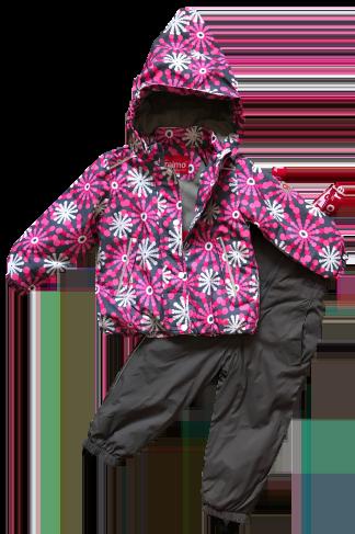 Jie Reimo, комплект демисезонный для девочки Snowflake