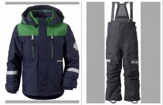 Didriksons, комплект зимний ( куртка Hamres, штаны Idre)