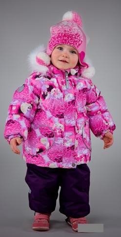 Lenne, зимний комплект для девочки Mimi 17313-1280