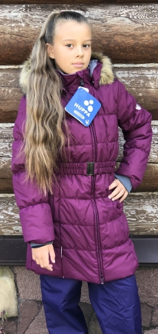 Huppa, пальто зимнее YACARANDA 12030030-80034