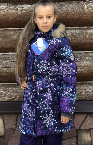 Huppa, пальто зимнее YACARANDA 12030030-82073
