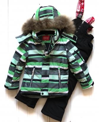 """Jie Reimo, комплект зимний для мальчика """"Green"""""""