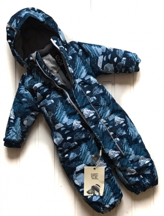 Super POGO Tec, комбинезон зимний  ( Rabbit blue)