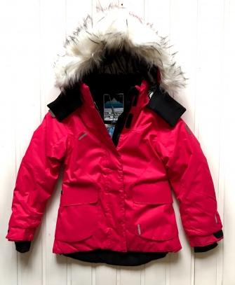Super Pogo Tec, куртка- парка для девочки