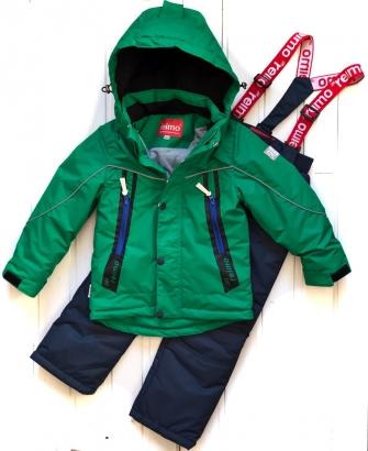Jie Reimo, комплект демисезонный Н601 цвет зелёный