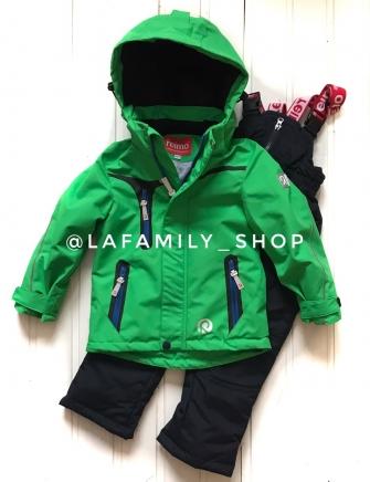 Jie Reimo, комплект демисезонный Н613 цвет зеленый