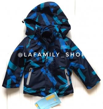 Куртка  демисезонная для мальчика Blue