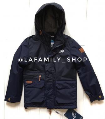 Super Pogo, куртка- парка  демисезонная для мальчика Navy