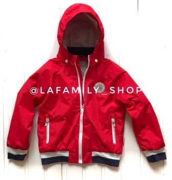 Super POGO, куртка  для мальчика - красный