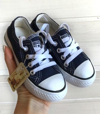 Converse, кеды детские (Navy)