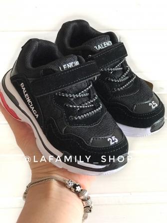 Bg, кроссовки детские на сетке, цвет (черный)