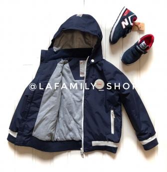 Super POGO, куртка  для мальчика - цвет  navy