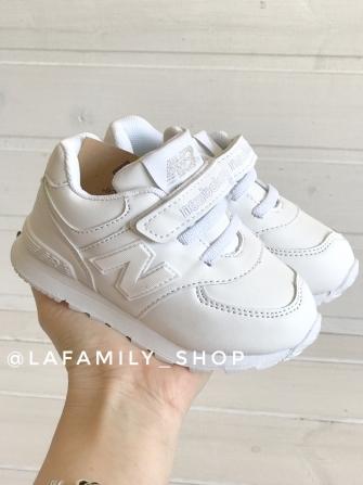 NB, кроссовки детские  ,   цвет - (белый )