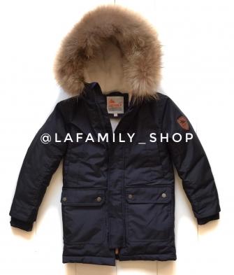Valianly, куртка зимняя для мальчика (синий)