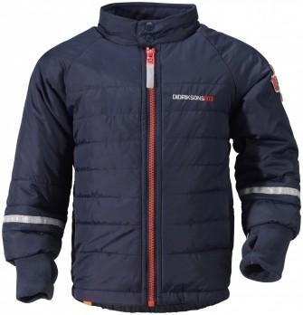 Didriksons, куртка Puffy 500229-039, цвет -морской бриз