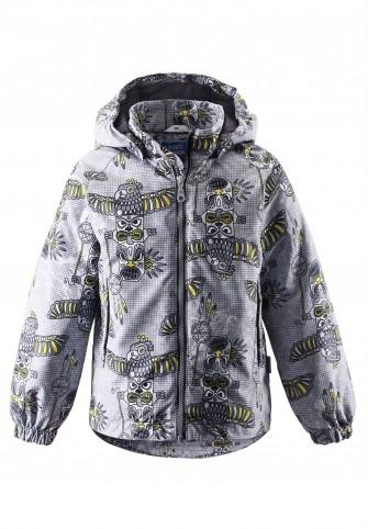 Lassie, куртка демисезонная 721685AR, цвет серый