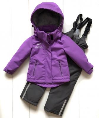 Malitutu, комплект  демисезонный для девочки цвет (фиолетовый)